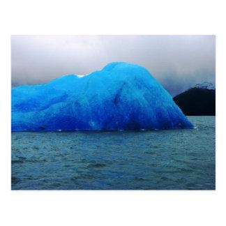 Iceberg, glacier d'Upsala, Lago Argentine Carte Postale