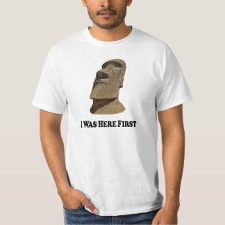 Ici premier Moi - T-shirt de valeur