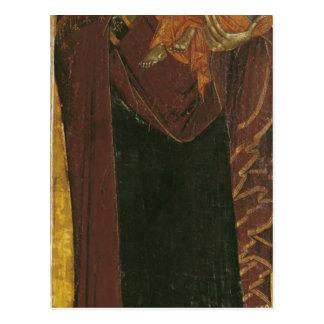 """Icône connue sous le nom de """"Vierge de tsar Carte Postale"""