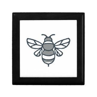 Icône d'abeille de bourdon boîte à souvenirs