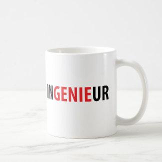 Icône de génie d'Ingenieur Tasse À Café