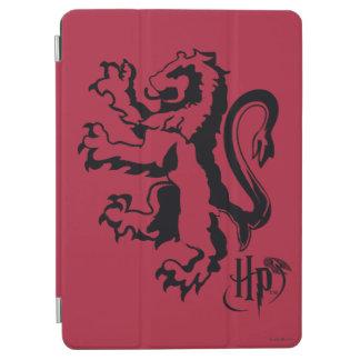 Icône de lion de Harry Potter | Gryffindor Protection iPad Air