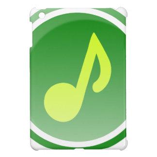 Icône de musique coques pour iPad mini