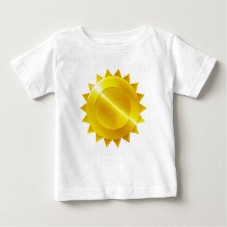 Icône de récompense de médaille d'or t-shirt pour bébé