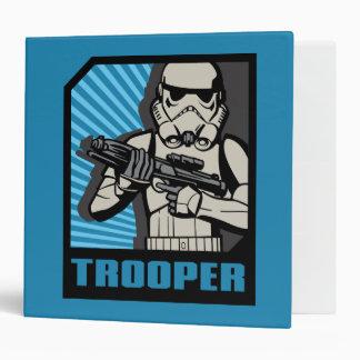 Icône de soldat de la cavalerie de Star Wars Classeur 5,08 Cm