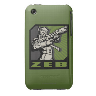 Icône de Star Wars Zeb Coque Case-Mate iPhone 3