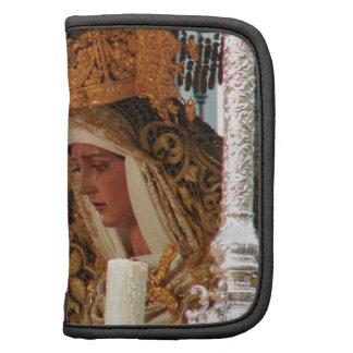 Icône de Vierge Marie Agenda Folio