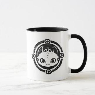 Icône édentée mug