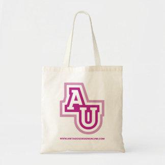 Icône Fourre-tout de l'université d'Anita Tote Bag