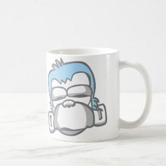 Icône mauvaise de singe mug
