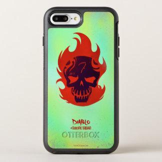 Icône principale du peloton | Diablo de suicide Coque Otterbox Symmetry Pour iPhone 7 Plus