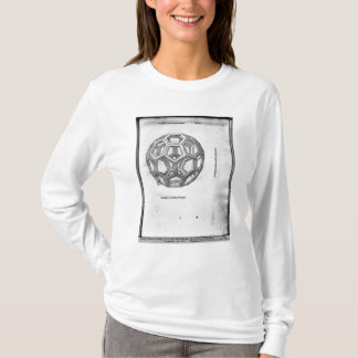 Icosahedron, de 'De Divina Proportione' T-shirt