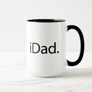 iDad. Logo (papa d'I) Mugs