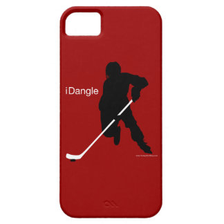 iDangle (hockey) Coques iPhone 5 Case-Mate