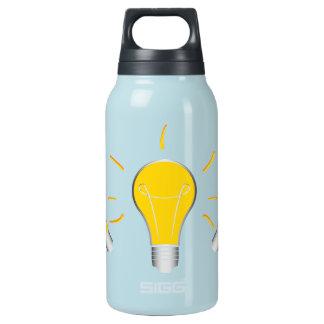 Idée créative d'ampoule bouteilles isotherme
