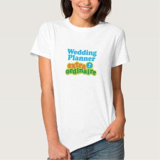 Idée Extraordinaire de cadeau de wedding planner T-shirt