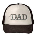 idées de cadeau de fête des pères d'iDad Casquette