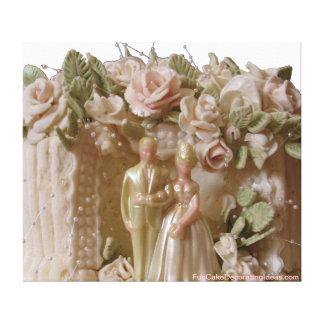 Idées de décoration de gâteau d'amusement - copie  impression sur toile