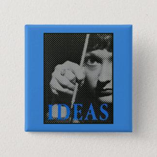 Idées - graphique 1981 de promo pin's