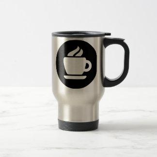 Idéologie de café mug de voyage
