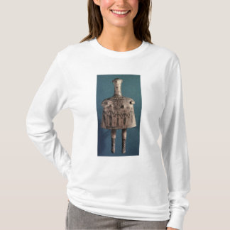 Idole de Bell, de Thebes, Boeotia, c.700 AVANT T-shirt