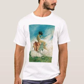 Idylle, 1868 (la semaine sur le papier) t-shirt