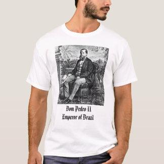 IEM, empereur des DOM Pedro II du Brésil T-shirt