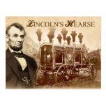If hippomobile du Président Abraham Lincoln Carte Postale