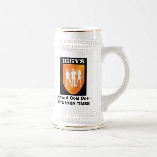 Iggy'sLogo, ont froid - IL Chope À Bière