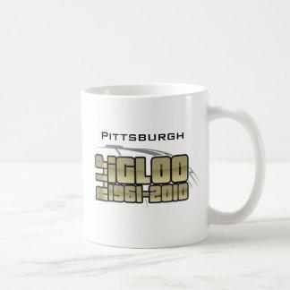 Igloo de TASSE de DÉCHIRURE de Pittsburgh