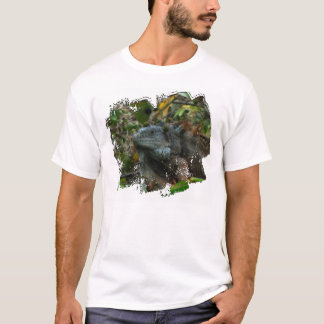 Iguane de jungle t-shirt