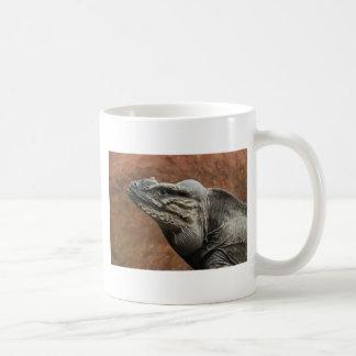 Iguane de rhinocéros mug