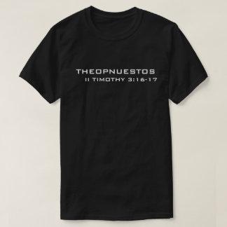 II 3h16 de Timothy - T-shirt 17 (de Theopneustos)