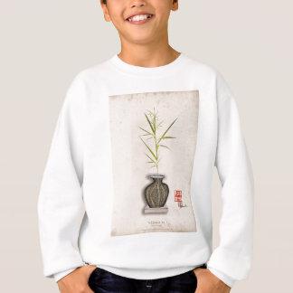 ikebana 12 par les fernandes élégants sweatshirt