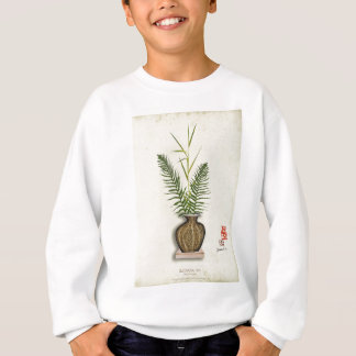 ikebana 14 par les fernandes élégants sweatshirt