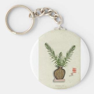 ikebana 17 par les fernandes élégants porte-clés