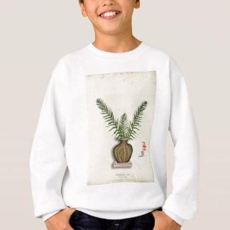 ikebana 17 par les fernandes élégants sweatshirt