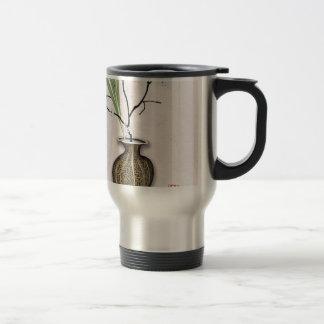 Ikebana 1 par les fernandes élégants mug de voyage
