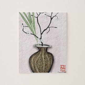 Ikebana 1 par les fernandes élégants puzzle