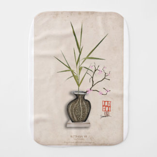 ikebana 7 par les fernandes élégants linge de bébé