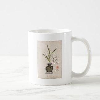 ikebana 7 par les fernandes élégants mug