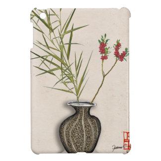 ikebana 8 par les fernandes élégants coque pour iPad mini