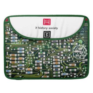 IL caisse d'ordinateur portable de société Housse Pour Macbook