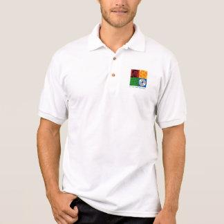 IL chemise de golf de société d'histoire (logo Polo