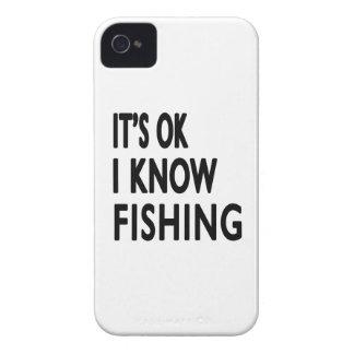 Il est CORRECT je savent la danse de pêche Coque Case-Mate iPhone 4