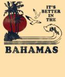 Il est meilleur dans le T-shirt des Bahamas