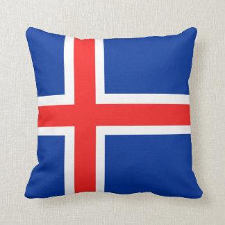 Il garnit de coussins Drapeau de l'Islande
