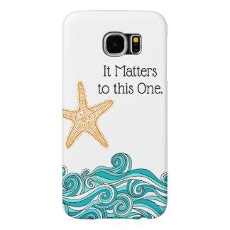 Il importe à cette une étoile de mer