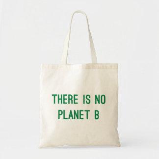 Il n'y a aucun sac fourre-tout amical à la planète