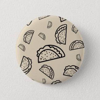 Il pleut le bouton de tacos badges